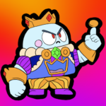 Coloring Pages for Brawl BS MOD 1.1.0