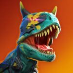 Dino Squad 0.16.2 MOD (Unlimited Gold)