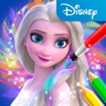 Disney Coloring World 8.1.0 MOD (Disney Monthly Subscription)