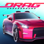 Drag Racing: Underground City Racers 0.6 MOD (4m Coin + 2k Ticket)