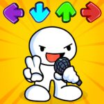 FNF Funky Town Music Adventure MOD 1.11.0