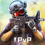 FPS Online Strike – Multiplayer PVP Shooter 1.1.51 MOD (Small gold pack)
