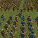 MIDDLE EARTH ORCS ATTACK RTS MOD 1.3
