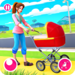 Mother Simulator: Happy Working Mom Family Life MOD 1.16