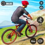 Offroad Bicycle BMX Riding MOD 8