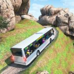 Offroad Bus Driving Game: Bus Simulator Games MOD 1.4