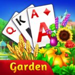 Solitaire Garden 1.12.0 MOD (Unlimited Pack)