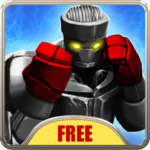 Steel Street Fighter 🤖 Robot boxing game MOD 3.7 (Noisy Boy's Prize)