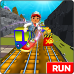 Subway Obstacle Course Runner: Runaway Escape MOD 1.1.0