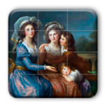 19th Century Paintings Switch Puzzle MOD (Unlimited Money) 1.220