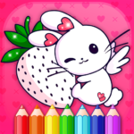Animated Kids Coloring Book MOD 4.0