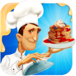 Breakfast Cooking Mania  MOD (Unlimited gems ) 1.66