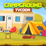 Camping Tycoon MOD (Unlimited Pine Cones) 1.5.3