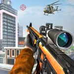 City Sniper Shooter Mission MOD (Unlimited Premium) 2.1