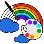 Coloring Games for Kids MOD 4.5.3