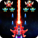 Galaxy Attack Invaders MOD (Unlimited Crystals) 12.5