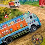 Real Indian Cargo Truck Simulator 2020: Offroad 3D MOD 1.0
