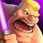 X-War:Clash of Zombies MOD (Unlimited Crystals) 3.10.8