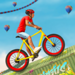 Cycle Race MOD (Unlimited Money) 1.0.1