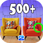Find The Differences 500 Photos 2 MOD (Unlimited Money) 1.2.0