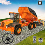 Hill Road Construction Games MOD (Unlimited Money) 1.3