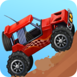 Mad car Racing on hilltop MOD (Unlimited Money) 1.0.9