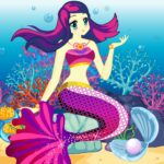 Mermaid Dress Up Game MOD (Unlimited Money) 211014