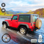 Offroad Jeep Driving Simulator MOD (Unlimited Money) 1.0.8