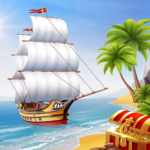 Pocket Ships Tap Tycoon MOD (Unlimited Money) 1.0.0