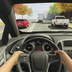 Racing in Car 2 MOD (Unlimited Money) 1.4