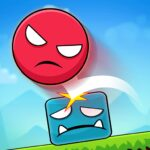 Red Ball & Stick Hero 1.0.18 MOD (Unlimited Money) Varies with device