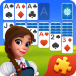 Solitaire Jigsaw Puzzle MOD (Unlimited Money) 1.0.10