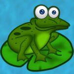 The Jumping Frog join the dots MOD (Unlimited Money) 1.0.45